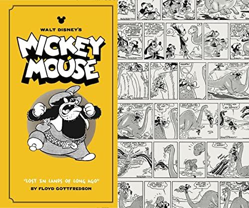 9781606997826: DISNEY MICKEY MOUSE HC 06 LOST LANDS LONG AGO (Walt Disney's Mickey Mouse)