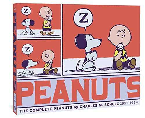 9781606997925: The Complete Peanuts 1953-1954