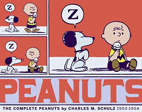 9781606997925: The Complete Peanuts 1953-1954 (Vol. Vol. 2) (The Complete Peanuts)