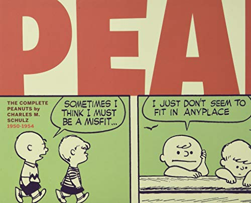 The Complete Peanuts Boxed Set: 1950-1954 (Boxed Set): Charles M. Schulz