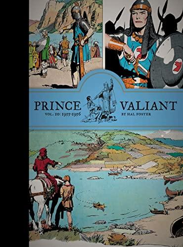 9781606998007: Prince Valiant, Vol. 10: 1955-1956