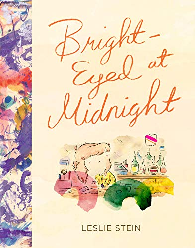 Bright-Eyed at Midnight: Stein, Leslie