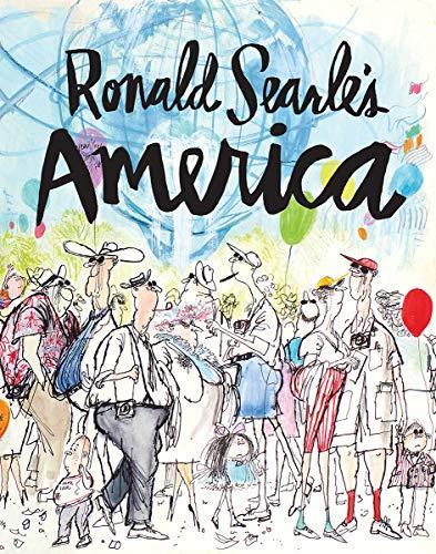 Ronald Searle's America: Searle, Ronald