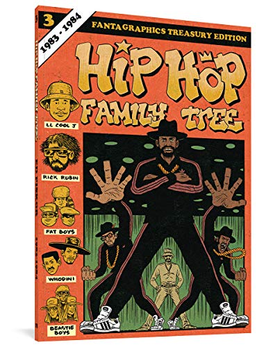 9781606998489: Hip Hop Family Tree 3: 1983-1984