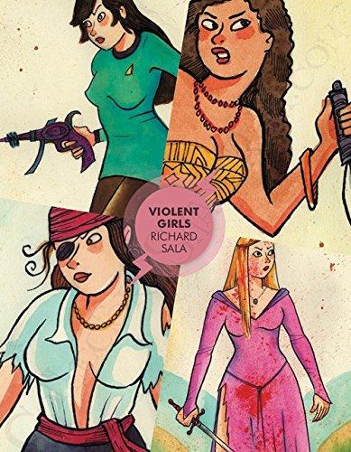 9781606998595: Violent Girls By Richard Sala