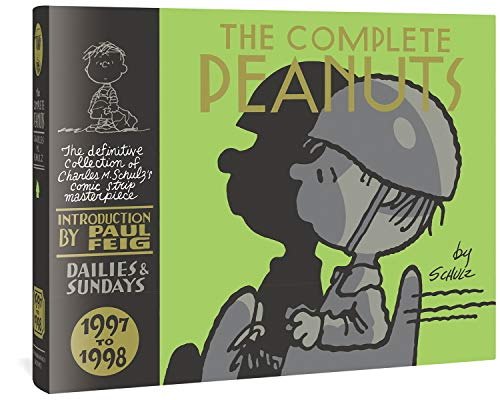 9781606998601: The Complete Peanuts 1997-1998