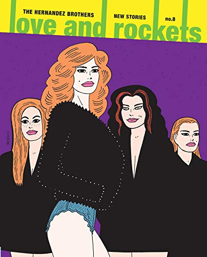 9781606998656: Love and Rockets 8: New Stories