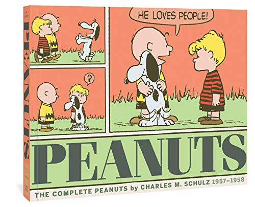 The Complete Peanuts 1957-1958 Paperback Edition (Vol. 4) (The Complete Peanuts)