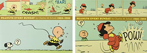 Peanuts Every Sunday: The 1950s Gift Box Set (Boxed Set): Charles M. Schulz