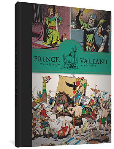 9781606998762: Prince Valiant Vol. 12: 1959-1960