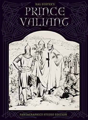 9781606998977: Fantagraphics Studio Edition: Hal Foster's Prince Valiant (Prince Valiant)