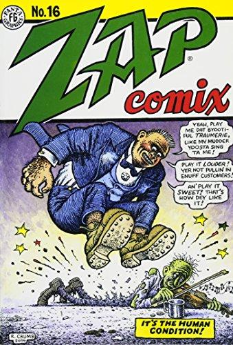 9781606999004: Zap Comix #16