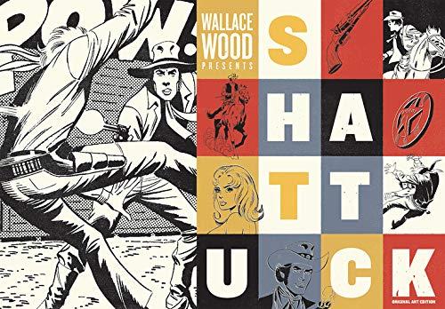 9781606999141: Wallace Wood Presents Shattuck