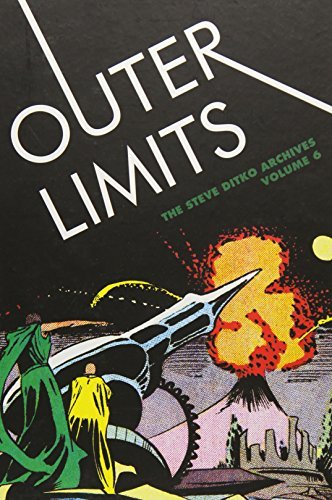 9781606999165: Steve Ditko Archives 6: Outer Limits