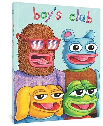 9781606999196: Boy's Club