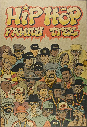 Hip Hop Family Tree 1983-1985 Gift Box Set (Paperback): Ed Piskor