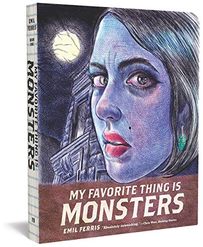 9781606999592: My Favorite Thing Is Monsters