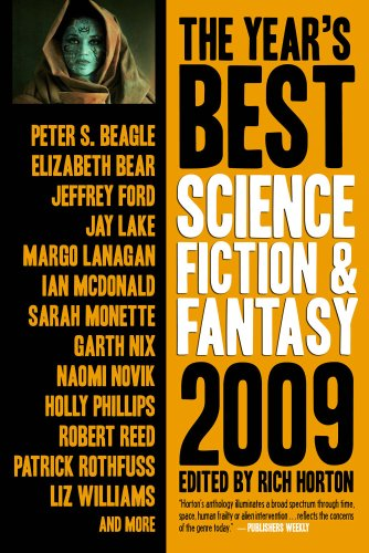 9781607012146: The Year's Best Science Fiction & Fantasy, 2009 Edition