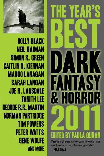 9781607012818: The Year's Best Dark Fantasy & Horror, 2011 Edition