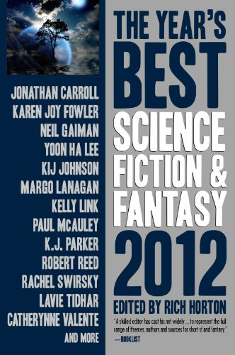 9781607013440: The Year's Best Science Fiction & Fantasy 2012 Edition (Year's Best Science Fiction and Fantasy)