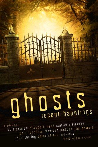 Ghosts: Recent Hauntings: Neil Gaiman, Elizabeth