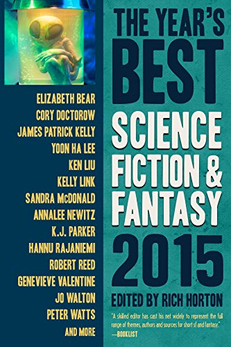 9781607014522: The Year's Best Science Fiction & Fantasy 2015 Edition