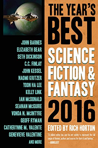 9781607014706: The Year's Best Science Fiction & Fantasy 2016 Edition: 8 (Year's Best Science Fiction and Fantasy)