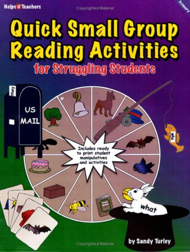 9781607020547: Quick Small Group Reading Activities for Struggling Students