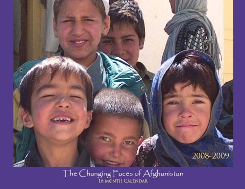 9781607024347: The Changing Faces of Afghanistan