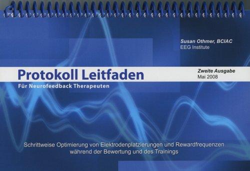 9781607025375: Protokoll Leitfaden für Neurofeedback Therapeuten