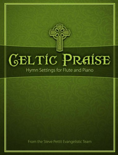9781607029014: Celtic Praise: Hymn Settings for Flute and Piano