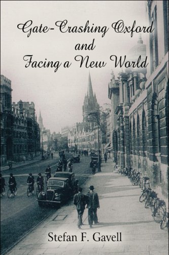 9781607034582: Gate-Crashing Oxford and Facing a New World