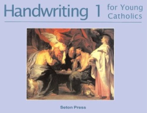9781607040378: Handwriting 1 for Young Catholics