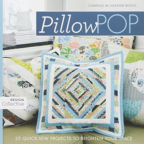 9781607054788: Pillow Pop: 25 Quick-Sew Projects to Brighten Your Space