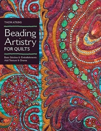 Beading Artistry for Quilts: Atkins, Thom