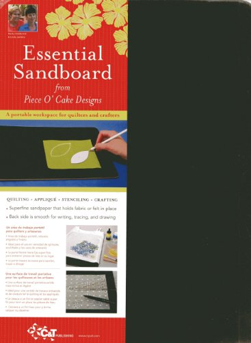 9781607057048: Essential Sandboard from Piece O' Cake Designs: Quilting * Applique * Stenciling * Crafting