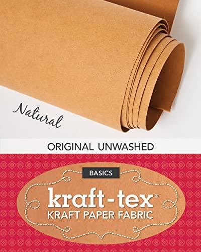 Kraft-Tex Kraft Paper Fabric 18x54- Natural: C&T PUBLISHING