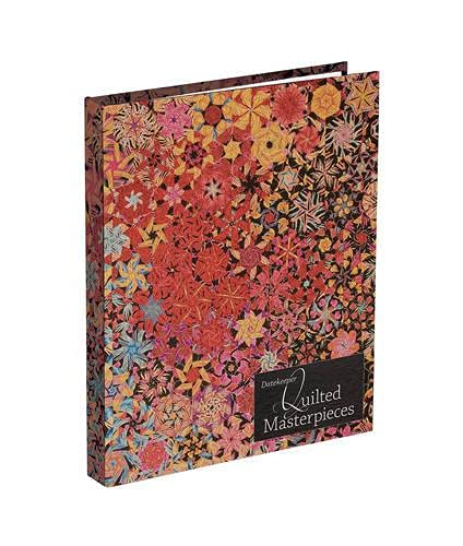 Date Keeper_60 Quilted Masterpieces: Perpetual Weekly Calendar Featuring 60 Beautiful Quilts
