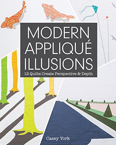 9781607059257: Modern Applique Illusions