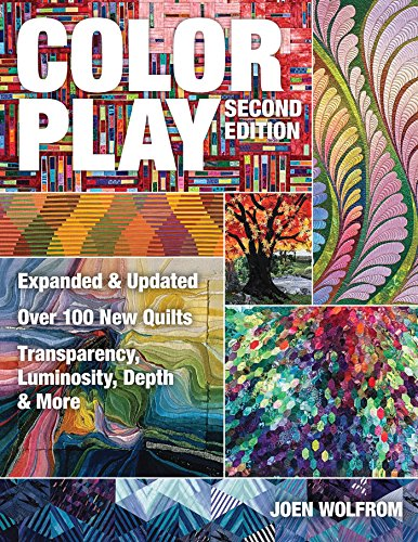 9781607059646: Color Play: Over 100 New Quilts: Transparency, Luminosity, Depth & More