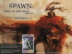 9781607060369: Spawn: Book Of The Dead (Toy Edition) (21 RavenSpawn Exclusive)