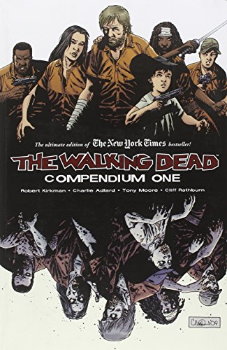 The Walking Dead Compendium Volume 1 Signed Robert Kirkman & Charlie Adlard