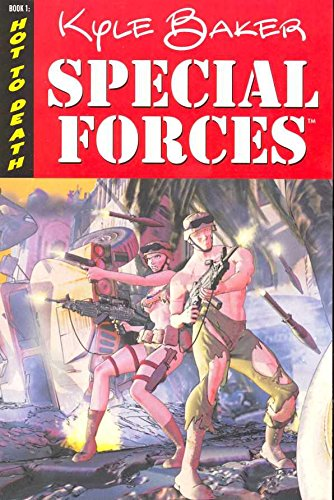 Special Forces Volume 1 (Special Forces (Image Comics))