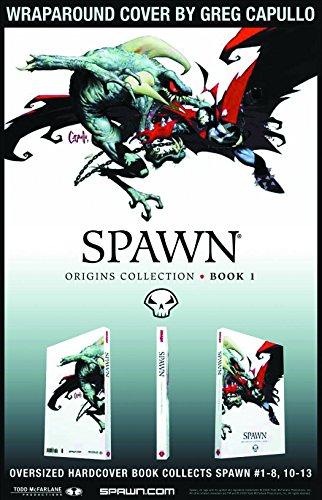 Spawn: Origins Book 1 (Spawn Origins Hc): Todd McFarlane; Alan