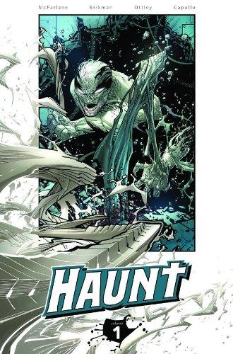 9781607061540: Haunt Volume 1
