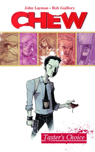 Chew Volume 1: Taster's Choice