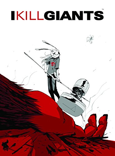 9781607061731: I Kill Giants Titan Edition Signed & Numbered