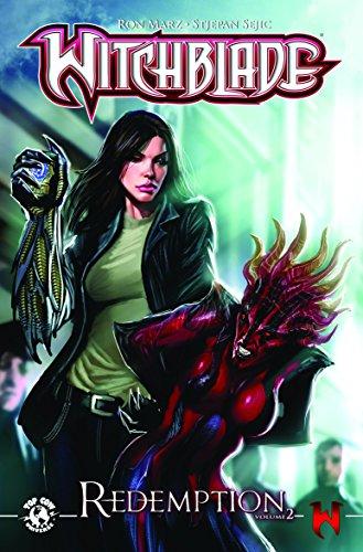 9781607061939: Witchblade: Redemption Volume 1 (Book Market Edition)