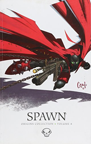 Spawn: Origins Volume 8: Todd McFarlane