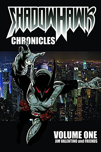 9781607062677: Shadowhawk Chronicles Volume 1